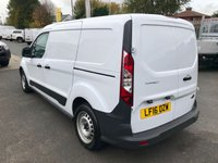 USED 2016 16 FORD TRANSIT CONNECT 210 L2H1 1.6TDCi 95PSi Panel Van