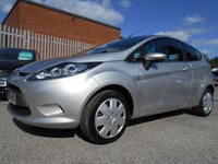 2010 FORD FIESTA 1.2 EDGE 3d 81 BHP £2395.00