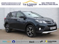 USED 2015 65 TOYOTA RAV4 2.2 D-4D INVINCIBLE 5d 150 BHP One Owner All Toyota History Buy Now, Pay in 2 Months!