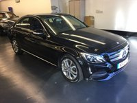 2015 MERCEDES-BENZ C CLASS 2.1 C250 BLUETEC SPORT 4d AUTO 204 BHP £SOLD