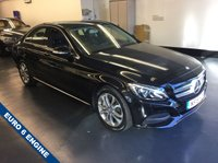 USED 2015 15 MERCEDES-BENZ C CLASS 2.1 C250 BLUETEC SPORT 4d AUTO 204 BHP FULL MAIN DEALER SERVICE HISTORY, FULL PREPARED FOR SALE INCLUDING A FULL SERVICE, NEW MOT, RAC WARRANTY AND 12 MONTH RAC