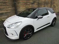 2012 CITROEN DS3 1.6 RACING 3d 207 BHP £8400.00