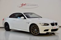 2008 BMW M3 4.0 M3 2d AUTO 414 BHP BIG SPEC/FULL BMW HISTORY £17450.00