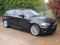 2010 BMW 1 SERIES 2.0 116D M SPORT 5d 114 BHP £4495.00