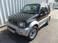 2004 SUZUKI JIMNY 1.3 JLX MODE 3d 83 BHP LOW MILEAGE LONG MOT £3495.00