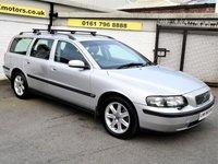 2004 VOLVO V70 2.4 D5 S 5d 163 BHP £2500.00