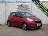 USED 2015 15 KIA VENGA 1.4 CRDI 2 5d 89 BHP One Owner KIA History Air Con Buy Now, Pay in 2 Months!