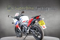 USED 2017 17 HONDA CBR125 USED MOTORBIKE NATIONWIDE DELIVERY GOOD & BAD CREDIT ACCEPTED, OVER 500+ BIKES IN STOCK
