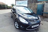 USED 2015 64 FORD C-MAX 1.6 ZETEC TDCI 5d 114 BHP One Former Owner FULL Service History