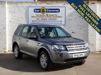 USED 2012 62 LAND ROVER FREELANDER 2.2 TD4 XS 5d AUTO 150 BHP SAT-NAV DAB Bluetooth Leather Buy Now, Pay in 2 Months!