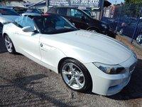 2013 BMW Z4 3.0 Z4 SDRIVE35I M SPORT ROADSTER 2d AUTO 302 BHP £20495.00