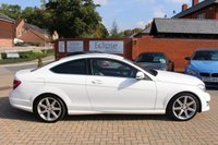 USED 2012 62 MERCEDES-BENZ C 220 2.1 C220 CDI BLUEEFFICIENCY AMG SPORT 2d AUTO 170 BHP