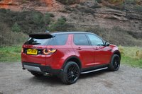 USED 2015 65 LAND ROVER DISCOVERY SPORT 2.0 TD4 HSE 5d AUTO 180 BHP TOP SPEC PAN ROOF SATNAV