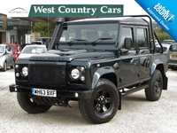 USED 2014 63 LAND ROVER DEFENDER 2.2 TD XS DCB 1d 122 BHP Low Mileage With Many Accessories