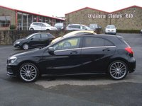 USED 2014 64 MERCEDES-BENZ A CLASS 1.5 A180 CDI BLUEEFFICIENCY AMG SPORT 7G-DCT 5d AUTO 109 BHP ROAD TAX ONLY £30 PER YEAR
