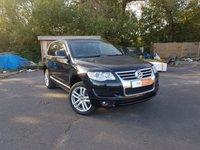 2009 VOLKSWAGEN TOUAREG 3.0 V6 ALTITUDE TDI 5d AUTO 240 BHP £6995.00