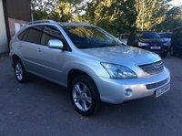 2009 LEXUS RX 3.3 400H LIMITED EDITION 5d AUTO 208 BHP £7995.00