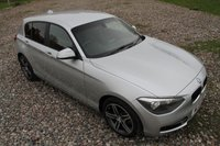 USED 2015 15 BMW 1 SERIES 1.6 118I SPORT 5d 168 BHP