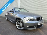 USED 2012 61 BMW 1 SERIES 2.0 118D M SPORT 2d 141 BHP The Car Finance Specialist
