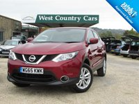 USED 2015 65 NISSAN QASHQAI 1.5 DCI ACENTA 5d 108 BHP Great Value New Shape Qashqai