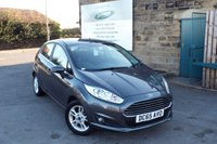 USED 2015 65 FORD FIESTA 1.2 ZETEC 5d 81 BHP Two Owners Service History