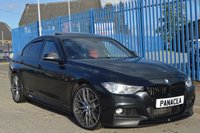 2014 BMW 3 SERIES 3.0 335D XDRIVE M SPORT 4d AUTO 309 BHP £19995.00