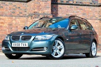 2008 BMW 3 SERIES 3.0 335d SE Touring 5dr £9977.00