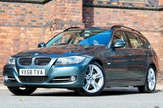 2008 58 BMW 3 SERIES 3.0 335d SE Touring 5dr