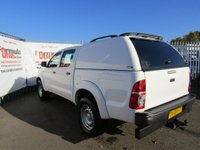 USED 2015 65 TOYOTA HI-LUX 2.5 D-4D Active Double Cab Pickup 4WD 4dr (VSC) 1 OWNER+GREAT VALUE+NO VAT!!!!