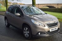 USED 2014 14 PEUGEOT 2008 1.6 E-HDI ACTIVE 5d 92 BHP SERVICE HISTORY, CRUISE CONTROL, CHEAP TAX, DAB RADIO, BLUETOOTH, REAR PRIVACY GLASS