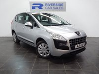 USED 2011 11 PEUGEOT 3008 1.6 ACTIVE HDI 5d 112 BHP