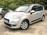 2010 CITROEN C3 PICASSO 1.6 PICASSO EXCLUSIVE HDI 5d 9 SERVICES 2 KEYS ONLY 74K 11 SERVICES  £3490.00