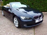 2007 BMW 3 SERIES 3.0 325I SE 2d 215 BHP £5975.00