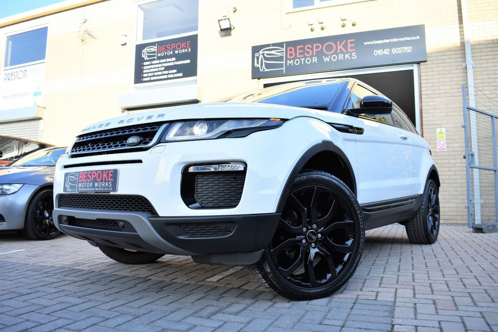 USED 2015 65 LAND ROVER RANGE ROVER EVOQUE 2.0 ED4 SE TECH 3 DOOR