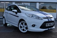 USED 2010 10 FORD FIESTA 1.6 S1600 3d 118 BHP COMES WITH 6 MONTHS WARRANTY