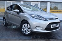 USED 2011 60 FORD FIESTA 1.6 ECONETIC TDCI 5d 94 BHP COMES WITH 6 MONTHS WARRANTY