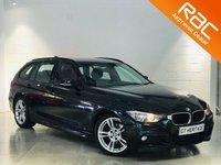 2013 BMW 3 SERIES 320D M SPORT TOURING [NAV][PDC] £12197.00