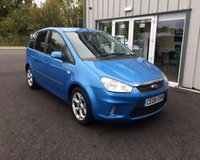 USED 2008 08 FORD C-MAX 1.6 ZETEC THIS VEHICLE IS AT SITE 2 - TO VIEW CALL US ON 01903 323333