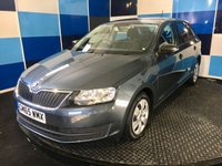 USED 2016 65 SKODA RAPID 1.4 SPACEBACK S TDI 5d 89 BHP A stunning example of this very popular ecconmical diesel hatchback finished in unmarked gunmetal metalic grey ,this looks and drives superbly ,returning a staggering combined ecconomy of 78.5 mpg this in conjunction with zero road tax is deffinitely one to be concidered,this car comes fully serviced  and warrantied  initially still under manufacturers warranty until 21/01/2019 with a 12 months parts and labour warranty from point of sale .