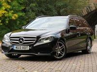 USED 2013 13 MERCEDES-BENZ E CLASS 2.1 E250 CDI AMG SPORT 5d AUTO 202 BHP