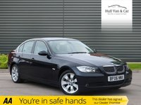 USED 2006 06 BMW 3 SERIES 2.5 325I SE 4d 215 BHP SAT NAV,CLIMATE,CRUISE, ALLOYS