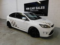 USED 2009 09 FORD FOCUS 2.5 ST-2 3d 223 BHP