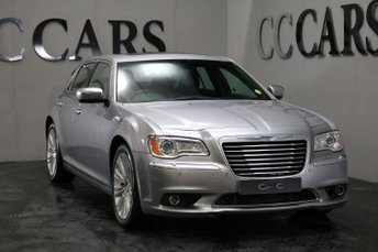 2014 CHRYSLER 300C 3.0 CRD EXECUTIVE 4d AUTO 236 BHP £8995.00