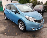 USED 2015 15 NISSAN NOTE 1.2 TEKNA DIG-S 5d AUTO 98 BHP