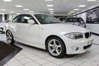 2011 BMW 1 SERIES 2.0 118D SPORT 141 BHP £6425.00