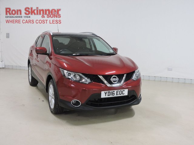View our 2016 16 NISSAN QASHQAI 1.6 DCI TEKNA 5d 128 BHP