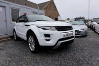 2014 LAND ROVER RANGE ROVER EVOQUE Dynamic AWD 2.2 SD4 Auto 5dr ( 190 bhp ) £SOLD