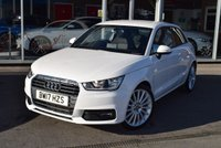 USED 2017 17 AUDI A1 1.0 TFSI SPORT 3d 93 BHP FINANCE TODAY WITH NO DEPOSIT