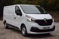 2015 RENAULT TRAFIC 1.6 LL29 BUSINESS PLUS DCI S/R P/V  115 BHP £8950.00