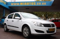 2008 VAUXHALL ASTRA 1.3 SPECIAL CDTI 5dr 90 BHP £1295.00